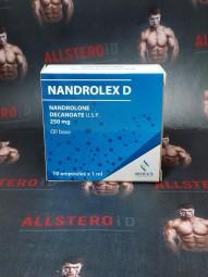 Nandrolone Decanoate 250mg/ml - цена за 1 мл