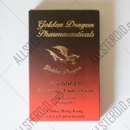 Болдогед 200 мг по 1 мл (Golden Dragon)