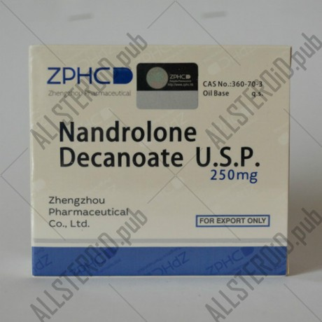 Nandrolone Decnoate 250 mg/ml (Zhengzhou)