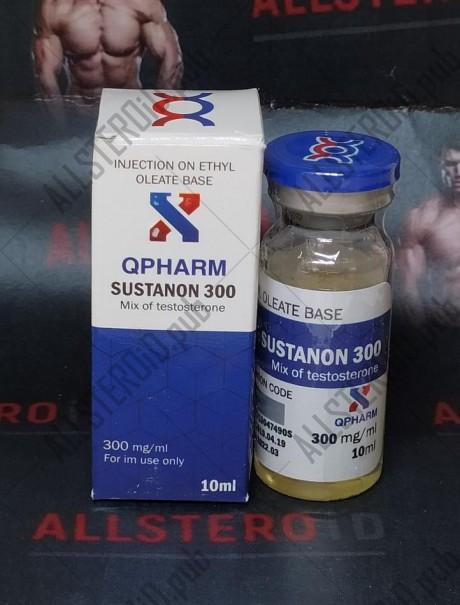 QPHARM SUSTANONE 300 - ЦЕНА ЗА 10МЛ