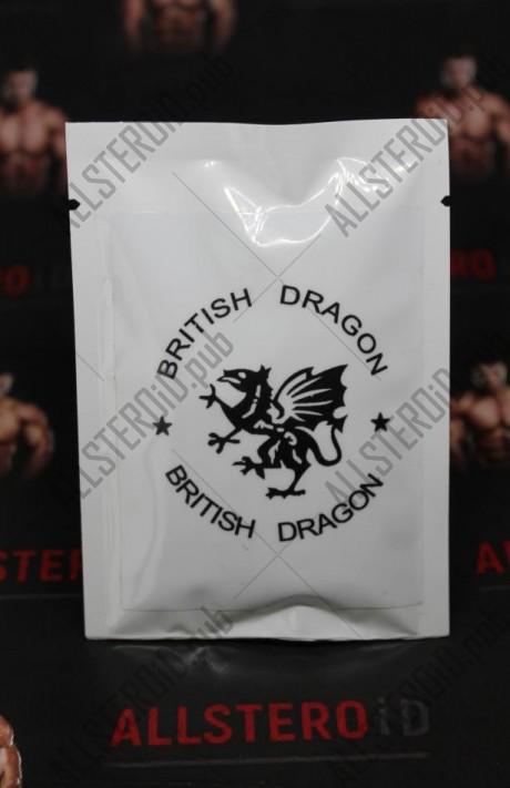 Stanabol tablets 10 mg (British Dragon)